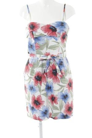 Pepe Jeans London Trägerkleid Blumenmuster Elegant