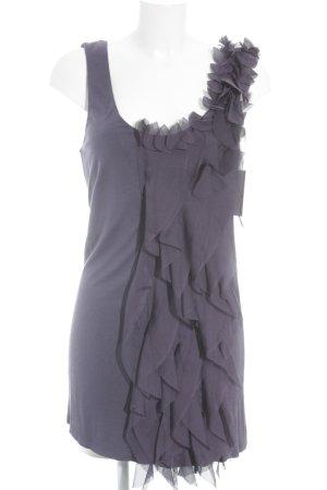 Pepe Jeans London Trägerkleid lila Vintage-Look