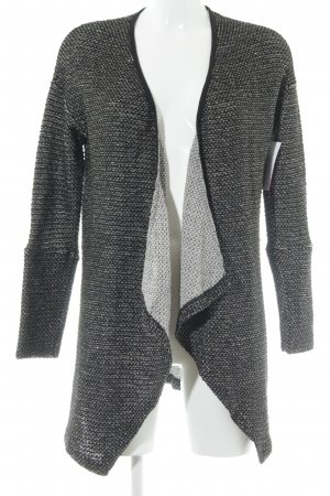 Pepe Jeans Long Knitted Vest black casual look
