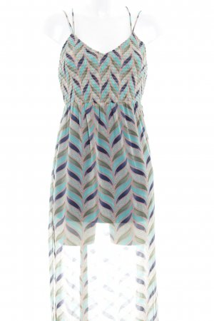 Pepe Jeans Maxikleid Allover-Druck Beach-Look