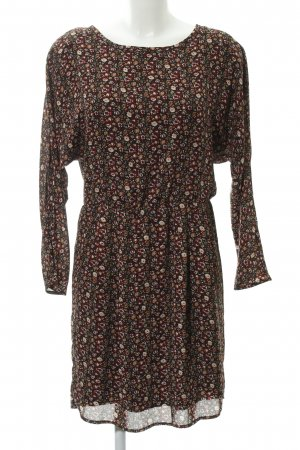 Pepe Jeans Midi Dress flower pattern hippie style