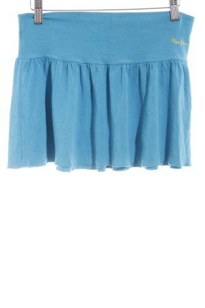 Pepe Jeans Minirock neonblau sportlicher Stil