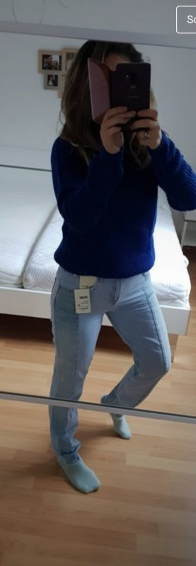 Pepe Jeans. Mit hoher Taille.