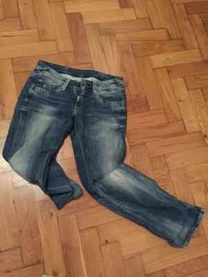 Pepe-Jeans mit weitem Bein, Größe 30/32