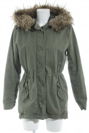 Pepe Jeans Parka mehrfarbig Casual-Look