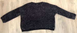 Pepe Jeans London Crochet Sweater anthracite