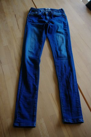 Pepe Jeans Tube Jeans dark blue cotton
