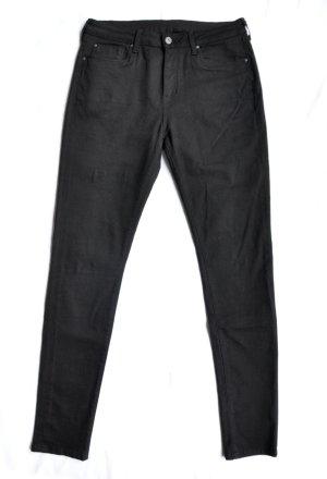 Pepe Jeans REGENT Slim Leg High Waist schwarz Gr. 32|32 UNGETRAGEN