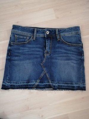 Pepe Jeans Denim Skirt blue