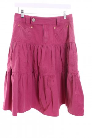 Pepe Jeans Rock pink Romantik-Look