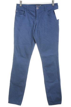Pepe Jeans Röhrenhose blau Casual-Look