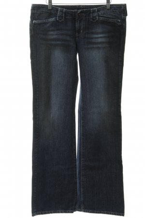 Pepe Jeans Flares dark blue '70s style