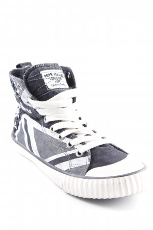 Pepe Jeans Schnürsneaker Motivdruck Casual-Look