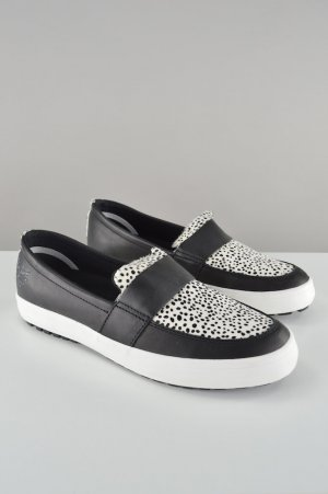 Pepe Jeans Schuhe Schlüpfschuhe mit Muster schwarz Größe 40