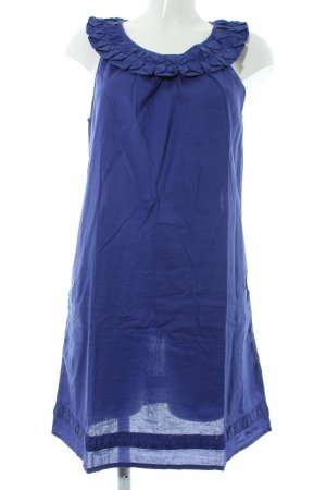 Pepe Jeans Shirtkleid blauviolett Casual-Look