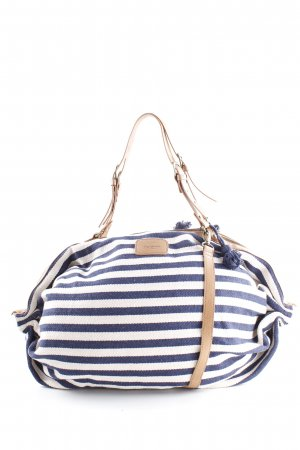 Pepe Jeans Shopper Streifenmuster Beach-Look