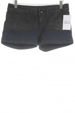 Pepe Jeans Shorts marrone scuro-blu scuro stile casual