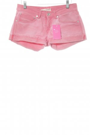 Pepe Jeans Shorts hellrot Casual-Look