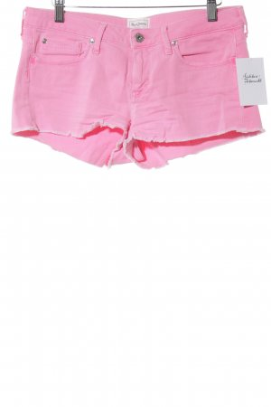 Pepe Jeans Shorts neonpink Casual-Look