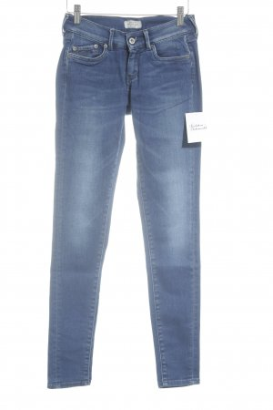 Pepe Jeans Skinny Jeans blau schlichter Stil