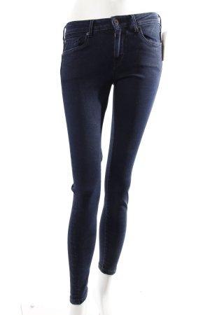 Pepe Jeans Skinny Jeans dunkelblau