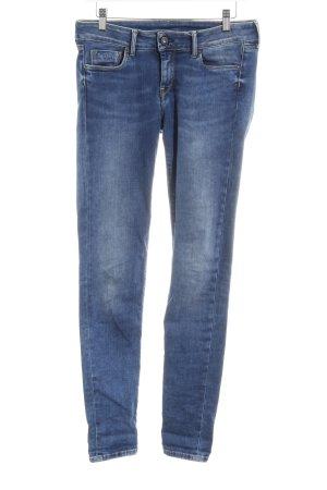 Pepe Jeans Skinny Jeans dunkelblau Jeans-Optik