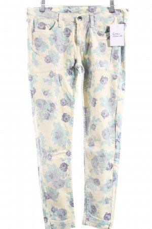 Pepe Jeans Skinny Jeans florales Muster Casual-Look