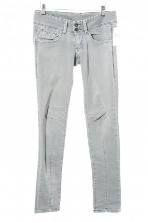 Pepe Jeans Skinny jeans grijs casual uitstraling