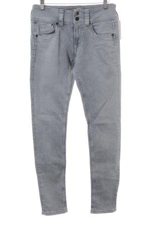 Pepe Jeans Skinny Jeans graublau Casual-Look