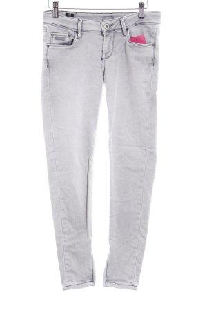 Pepe Jeans Skinny Jeans hellgrau-dunkelgrau Casual-Look
