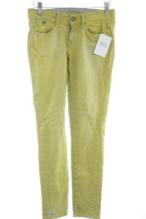 Pepe Jeans Skinny Jeans hellgrün Casual-Look