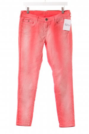 Pepe Jeans Skinny Jeans lachs Leomuster Casual-Look
