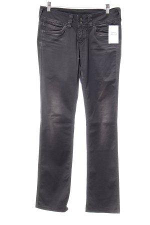 Pepe Jeans Skinny Jeans schwarz-silberfarben Casual-Look