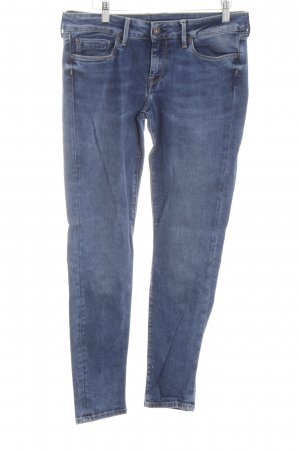 Pepe Jeans Skinny Jeans stahlblau Casual-Look