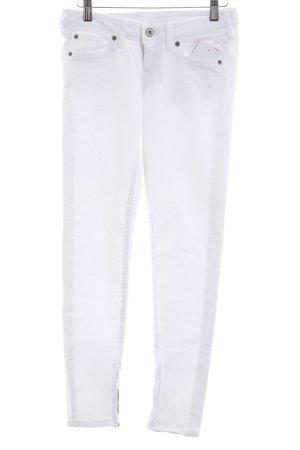 Pepe Jeans Skinny Jeans weiß Casual-Look
