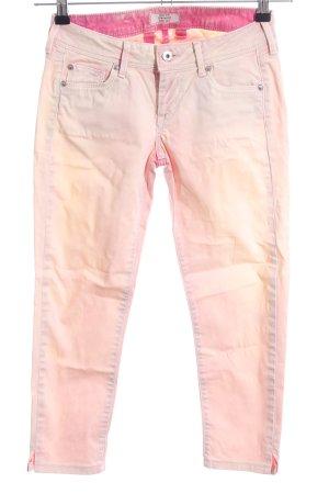 Pepe Jeans Slim Jeans pink Casual-Look