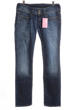 Pepe Jeans Slim Jeans blue simple style