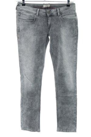 Pepe Jeans Slim Jeans hellgrau Casual-Look