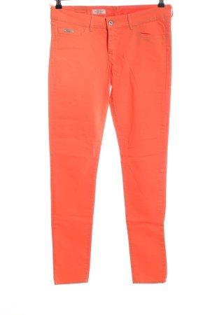 Pepe Jeans Slim Jeans hellorange Casual-Look