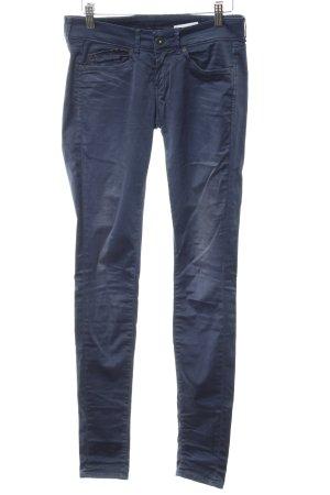 Pepe Jeans Jeans slim bleu fluo style décontracté