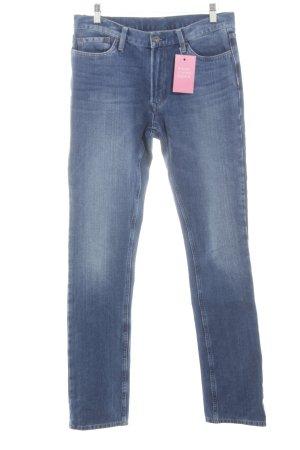 Pepe Jeans Slim Jeans neonblau Jeans-Optik
