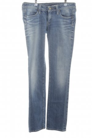 Pepe Jeans Slim Jeans blue casual look