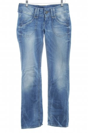 Pepe Jeans Jeans slim fit blu stile casual
