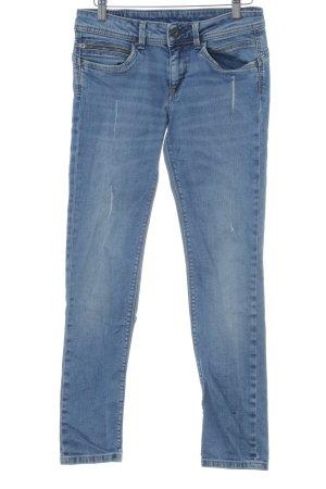 Pepe Jeans Slim Jeans blau Jeans-Optik