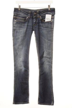 Pepe Jeans Slim Jeans blau-kornblumenblau Casual-Look
