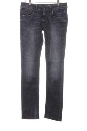 Pepe Jeans Slim Jeans dunkelgrau Casual-Look