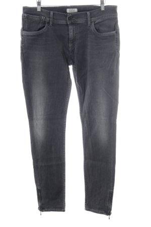 Pepe Jeans Slim Jeans dunkelgrau-grau Casual-Look