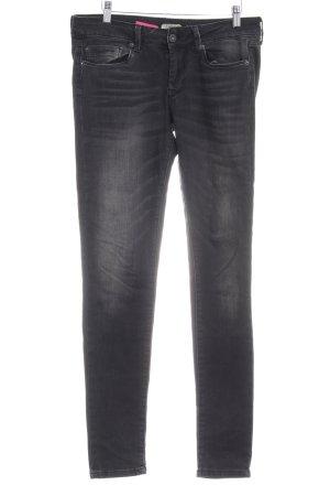 Pepe Jeans Slim Jeans dunkelgrau-schwarz Casual-Look