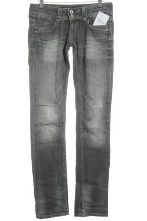 Pepe Jeans Slim Jeans grau Casual-Look