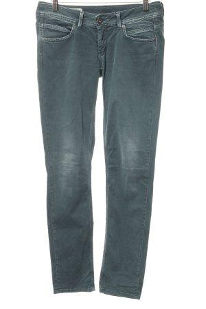 Pepe Jeans Jeans slim fit grigio-verde stile casual